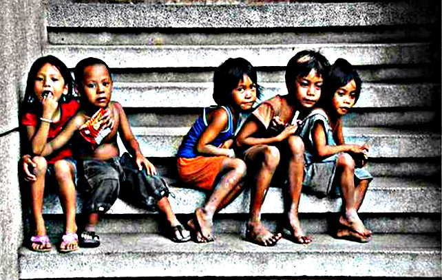 street-children-in-the-philippines